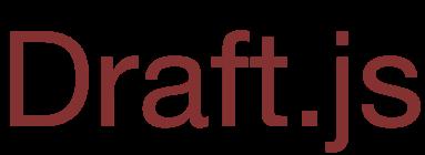 DraftJS logo