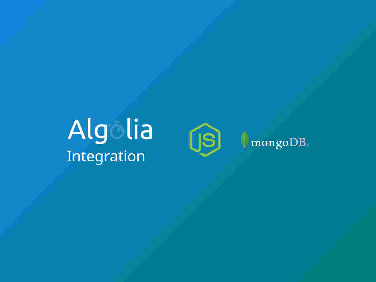 How we built our new search using Algolia