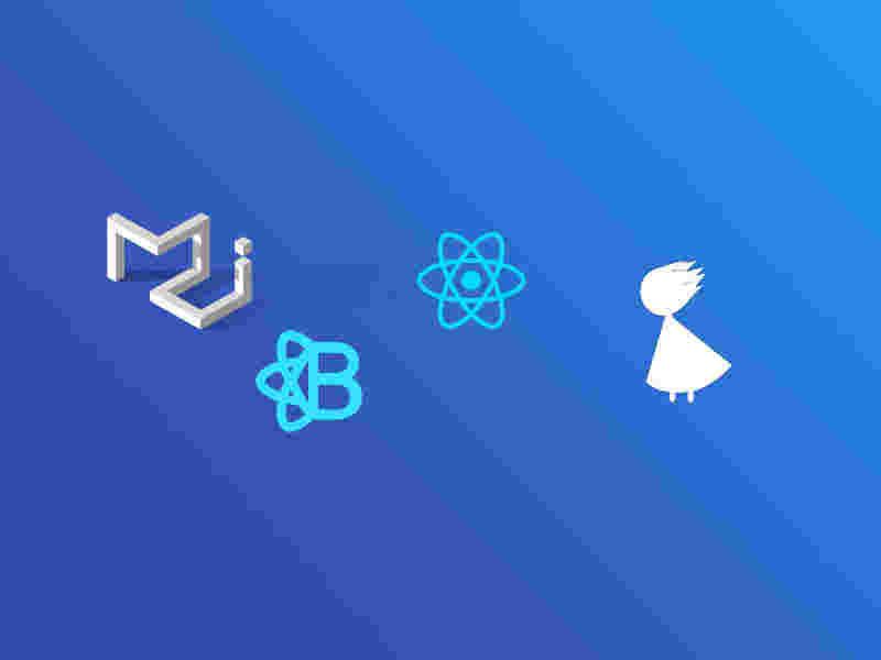 10 Best ReactJS UI Frameworks for rapid prototyping