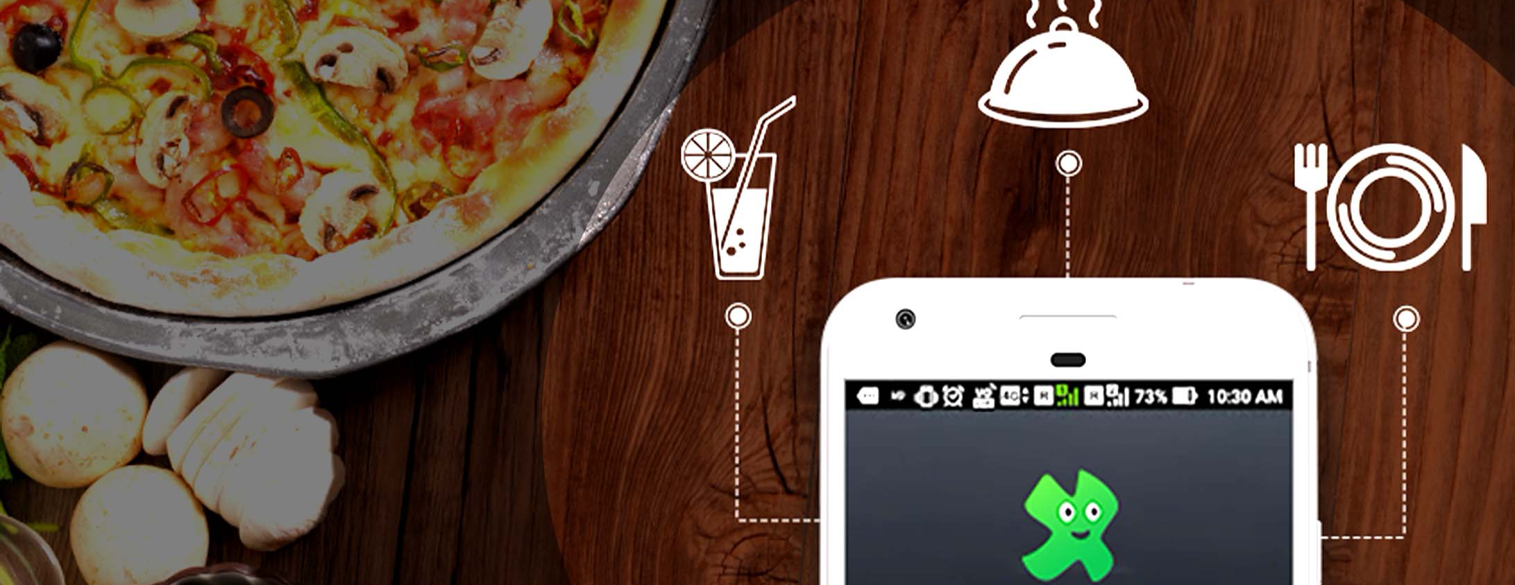 Food Delivery App development cost