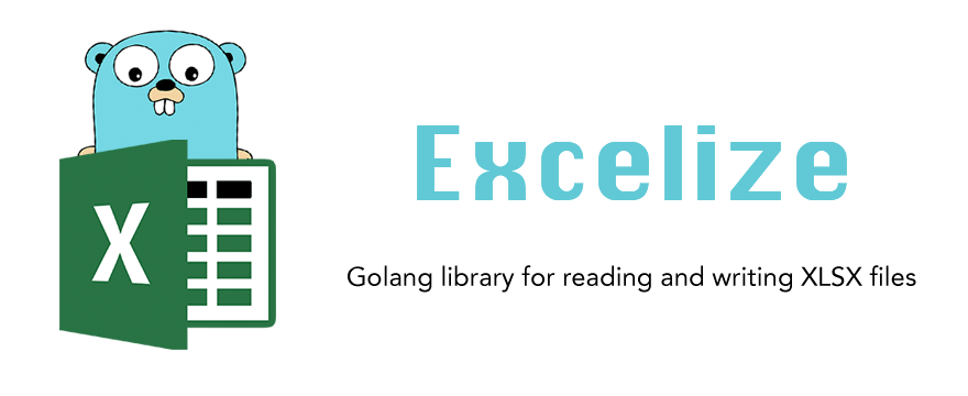 Excelize - Golang Library for Reading and Writing XLSX Files