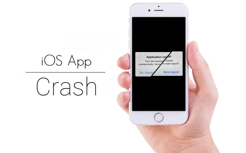 Why an iOS app crashes? - Hashnode