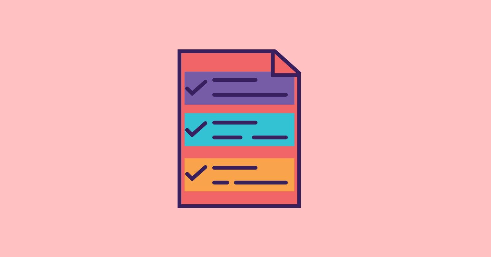 Building a Todo app using ReactJS and Serverless