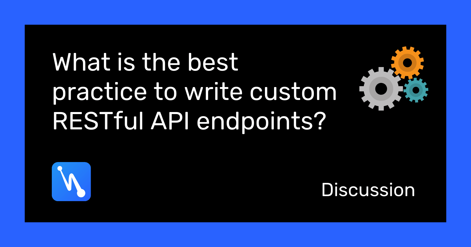 Marco Alka's answer to What is the best practice to write custom