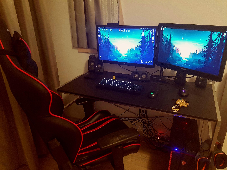 Kleo Petrov's setup