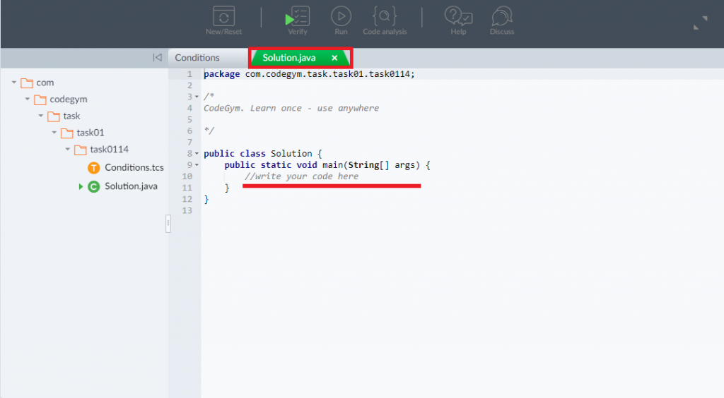 CodeGym cc: Play a Game to Learn Java Programming (Example)