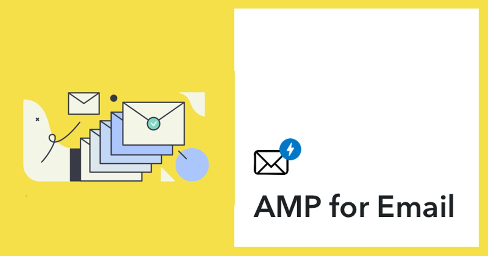 Hot cross AMP emails