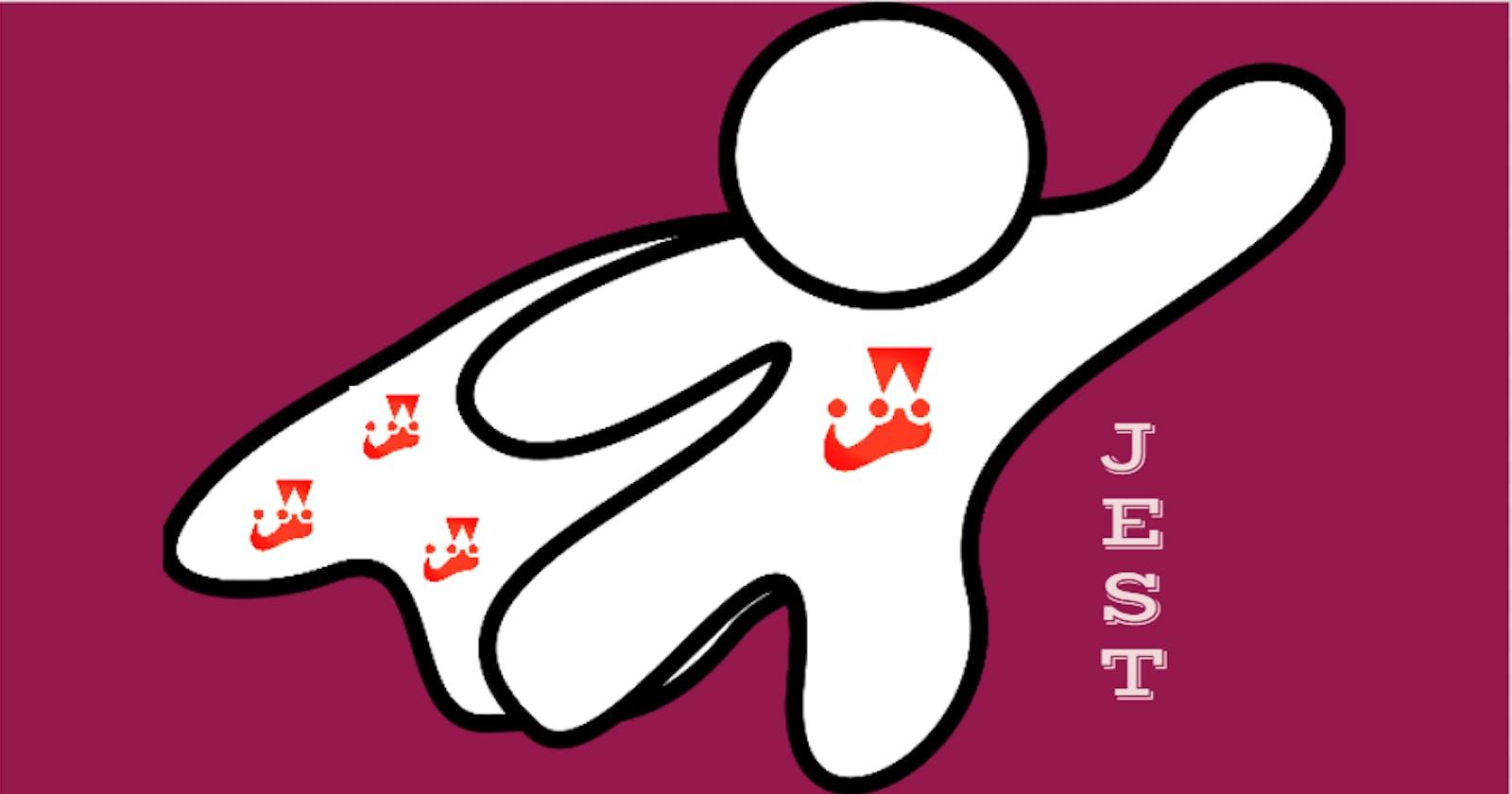 Setup JavaScript Testing with Jest, be a Super Hero