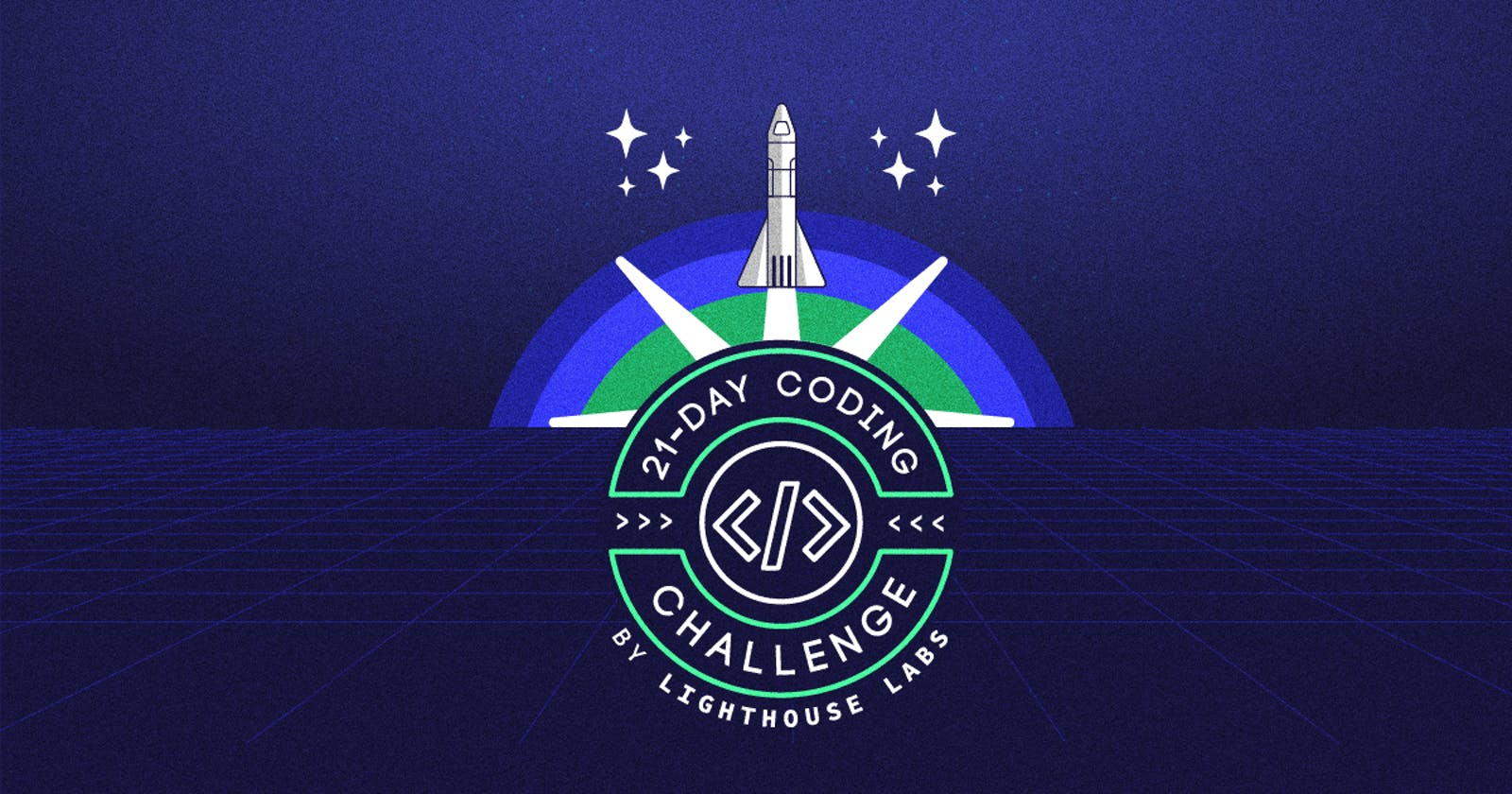 My experience on the Lighthouse Labs 21-Day Coding Challenge 2019.