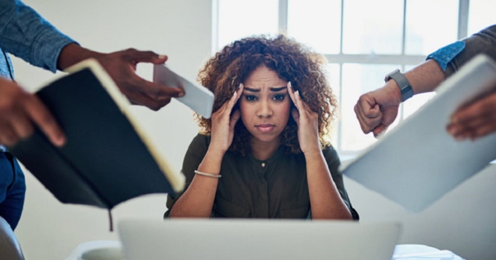 How to Handle Burnout | Twitter Chat