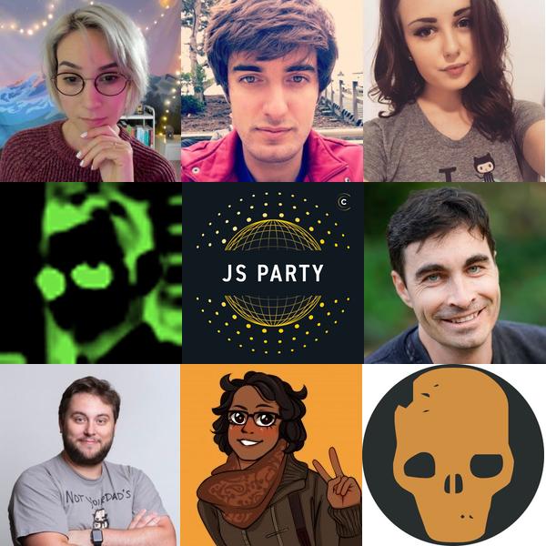 JS Party Podcast