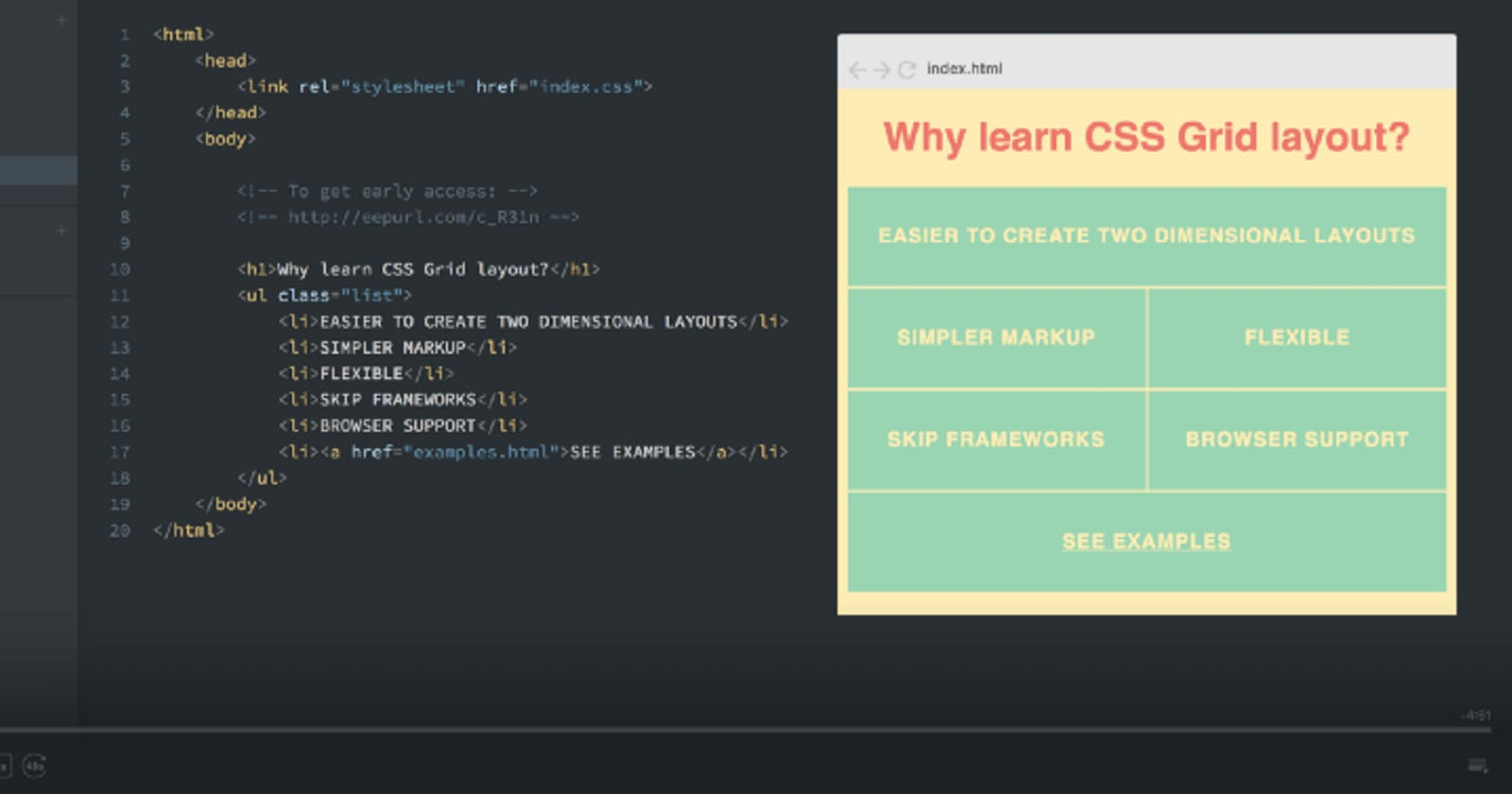 Want to learn CSS Grid? Here's my free full-length course!