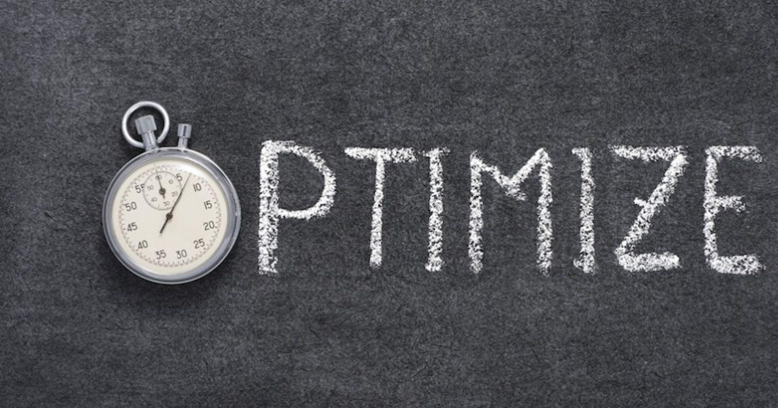 Webpack 4 Optimization Tips
