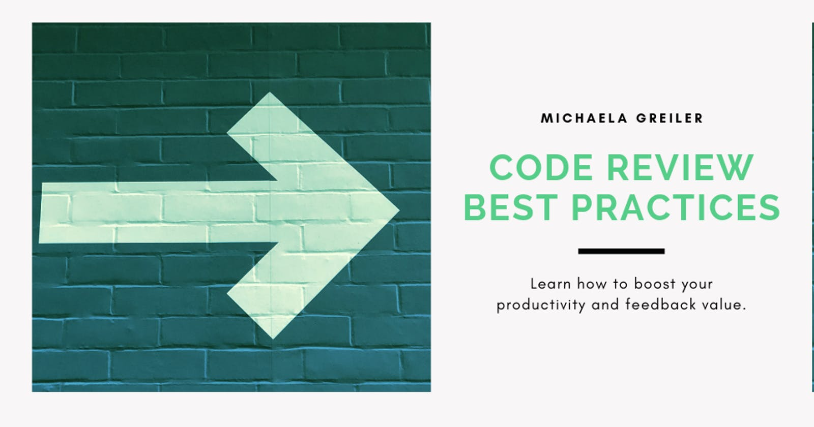 Proven Code Review Best Practices