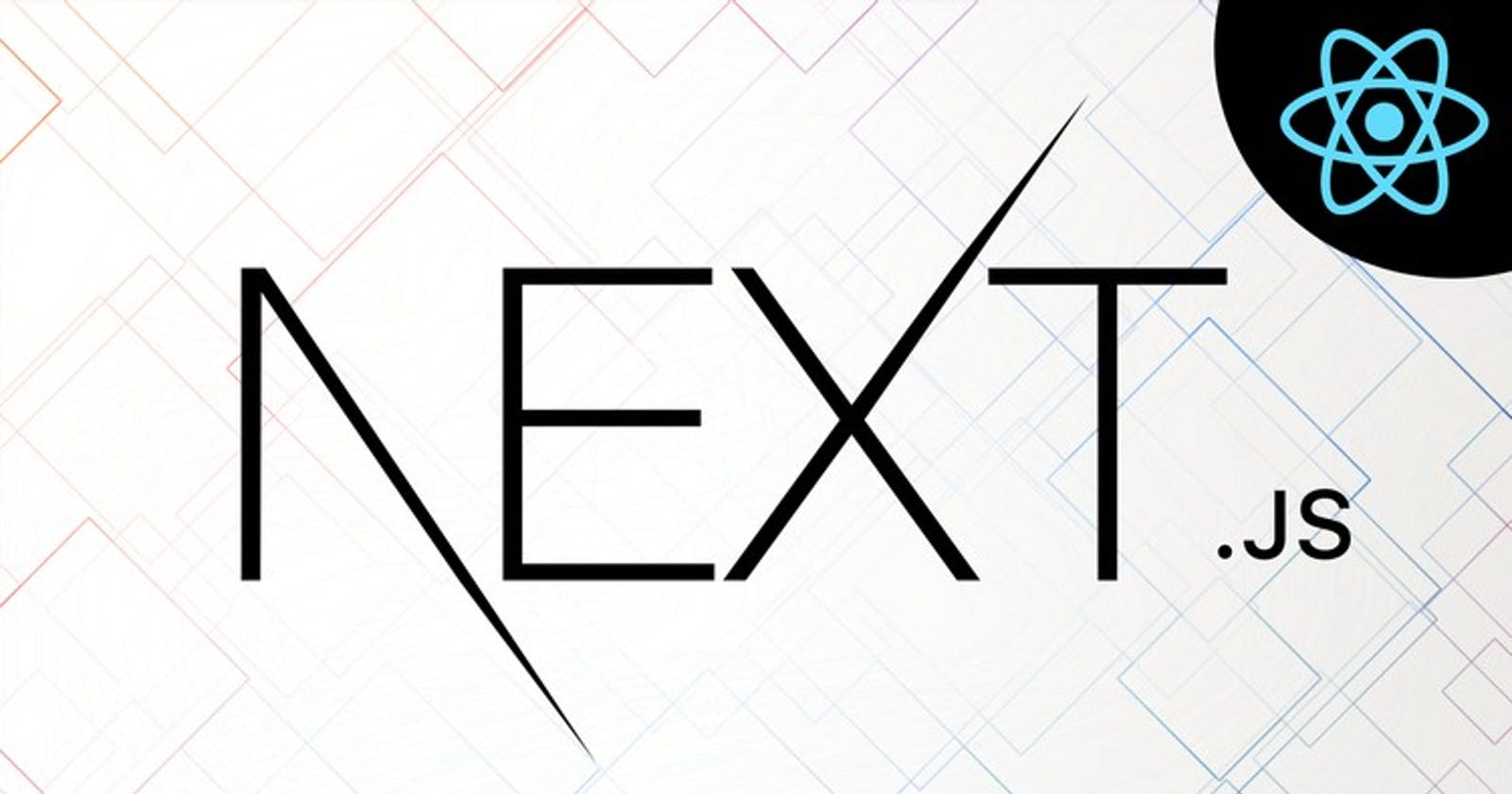 Why you should learn Next.JS
