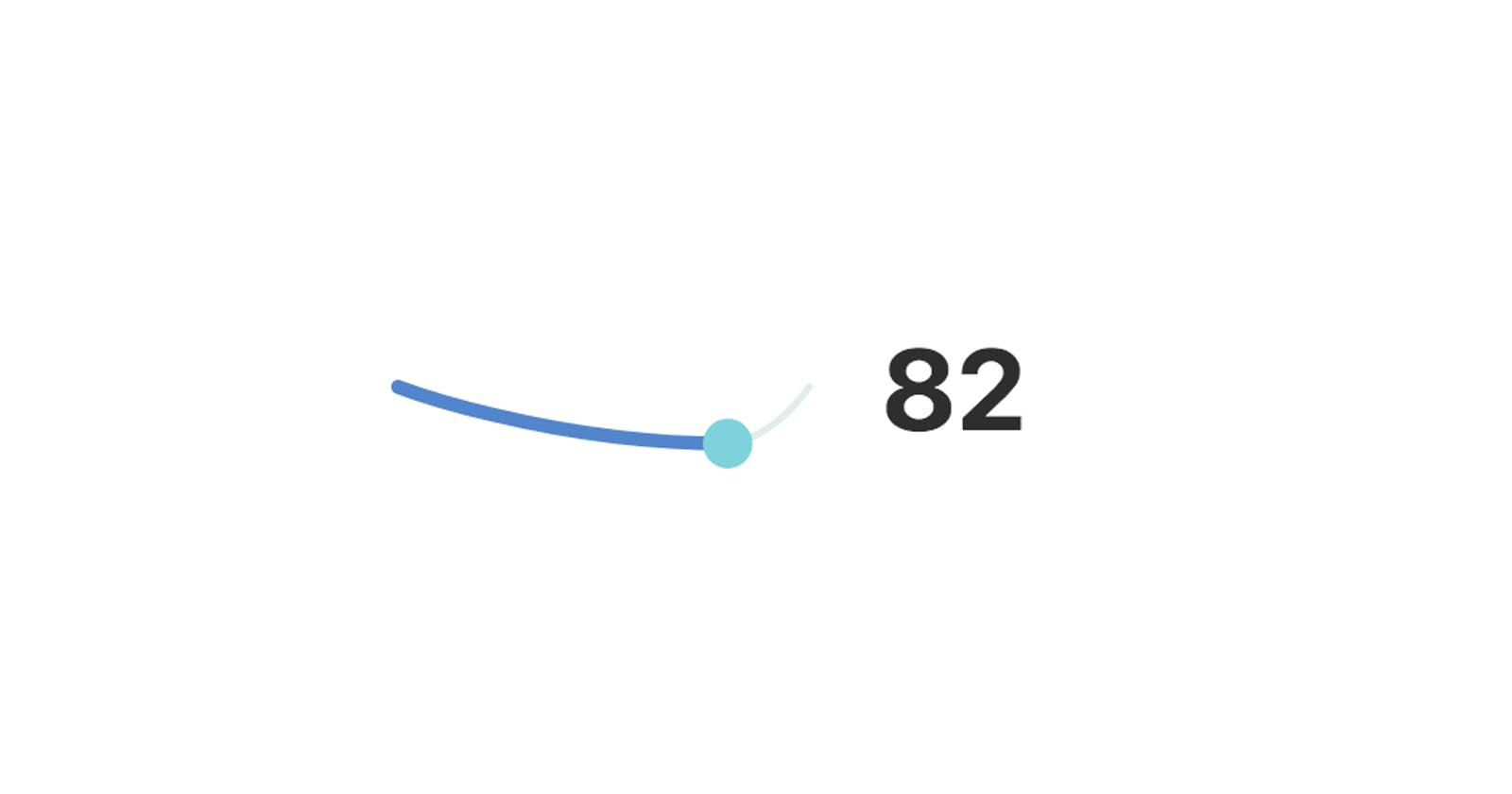 Make a complex slider in React using SVG
