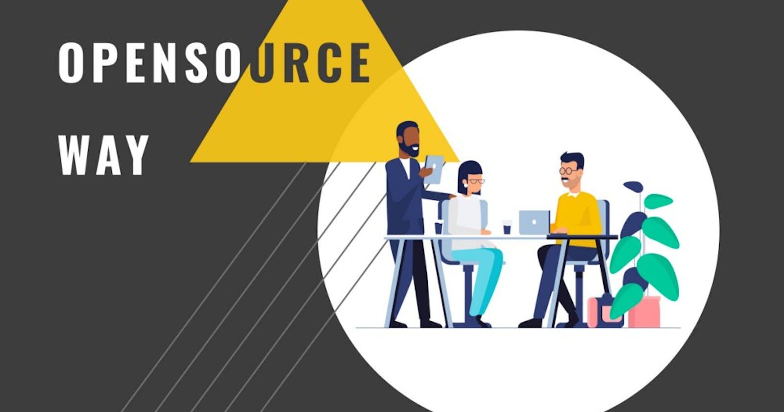 OSCALokoja Meetup Recap — The Open Source Way