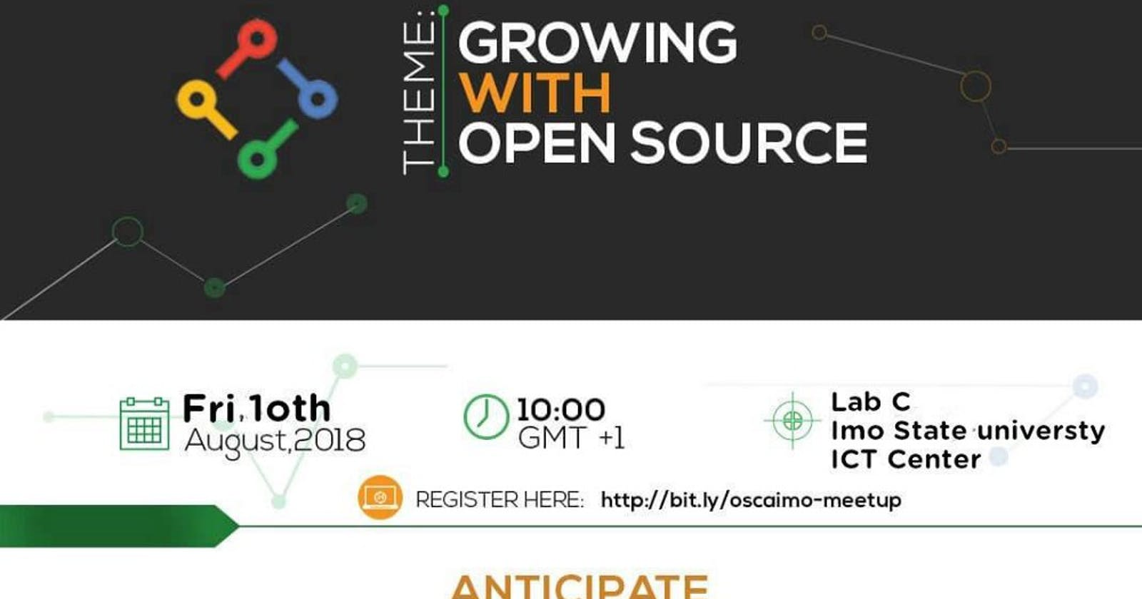 GROWING WITH OPEN SOURCE IN IMO STATE