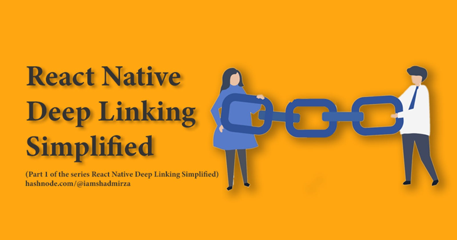 React Native Deep Linking Simplified