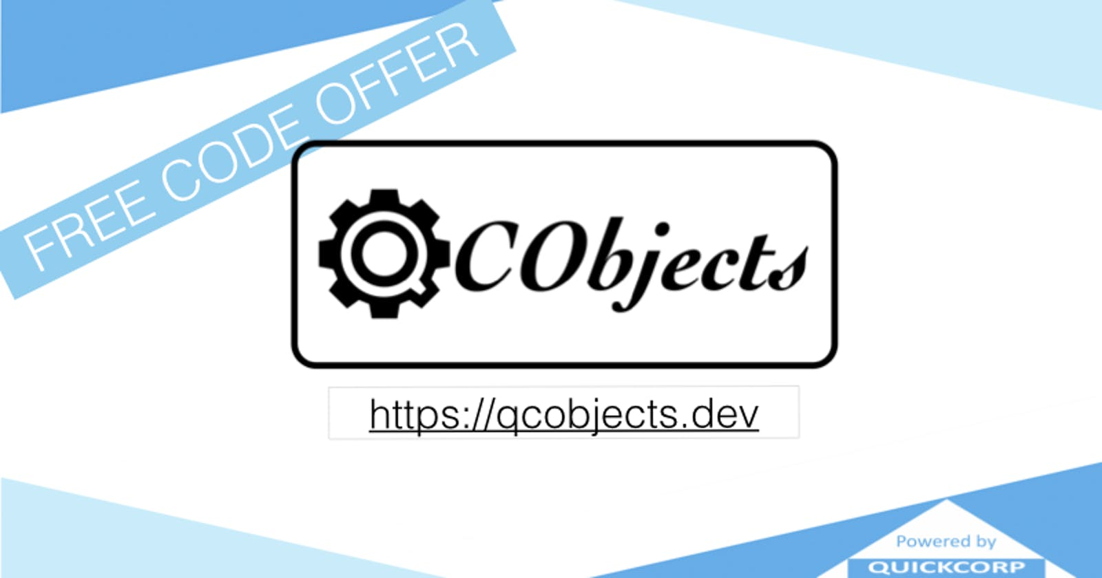 Free Code Service Offer for QCObjects GOLD Sponsors!