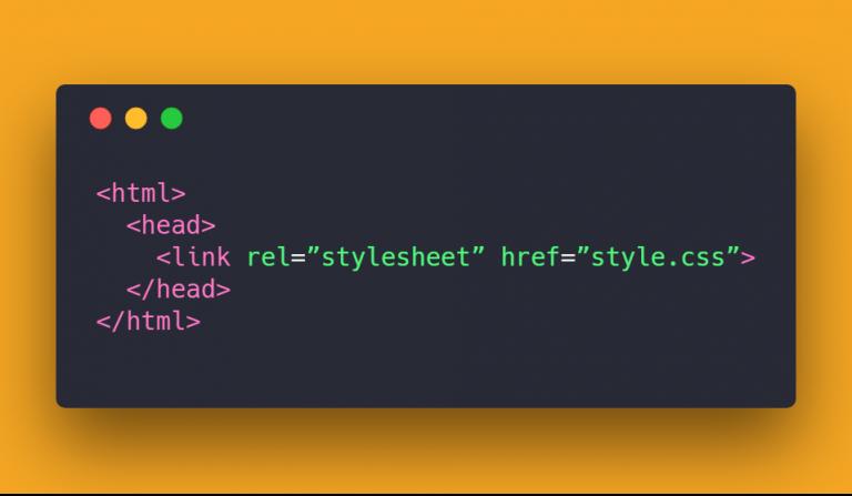 External CSS Image Snippet