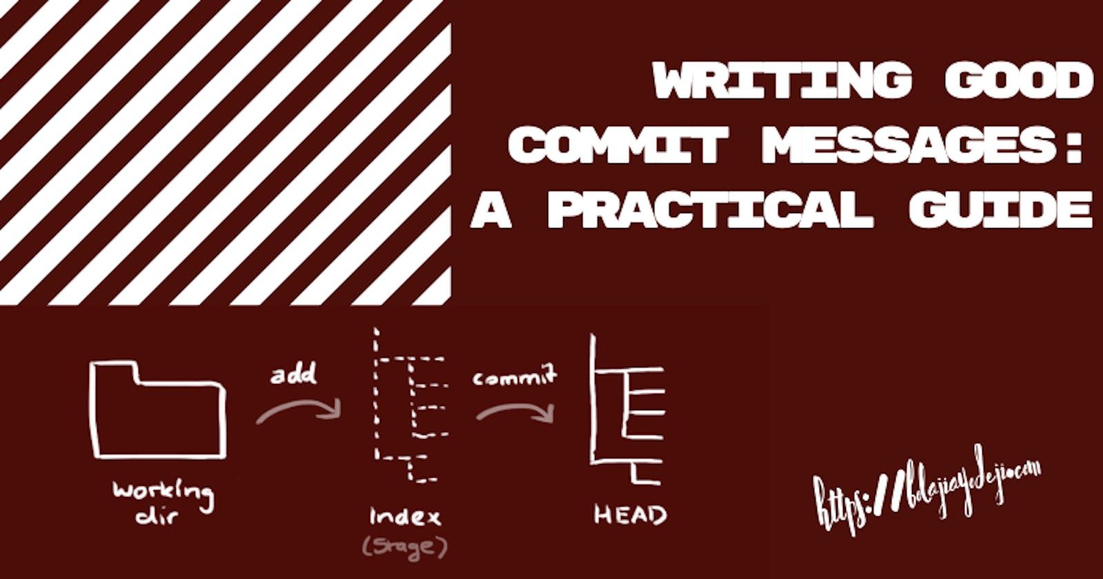 Writing Good Commit Messages: A Practical Guide
