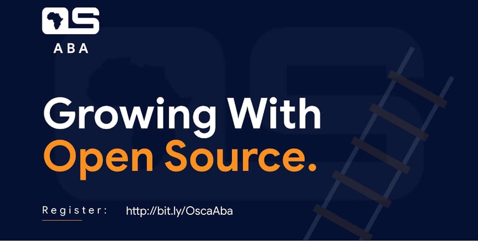 OSCA Aba Launch: GROWING WITH OPEN SOURCE