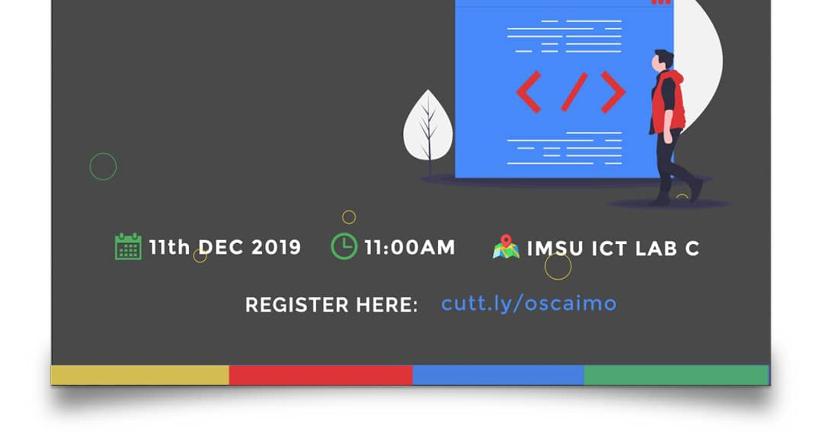 OSCAIMO: Let's Do This The Open Source Way