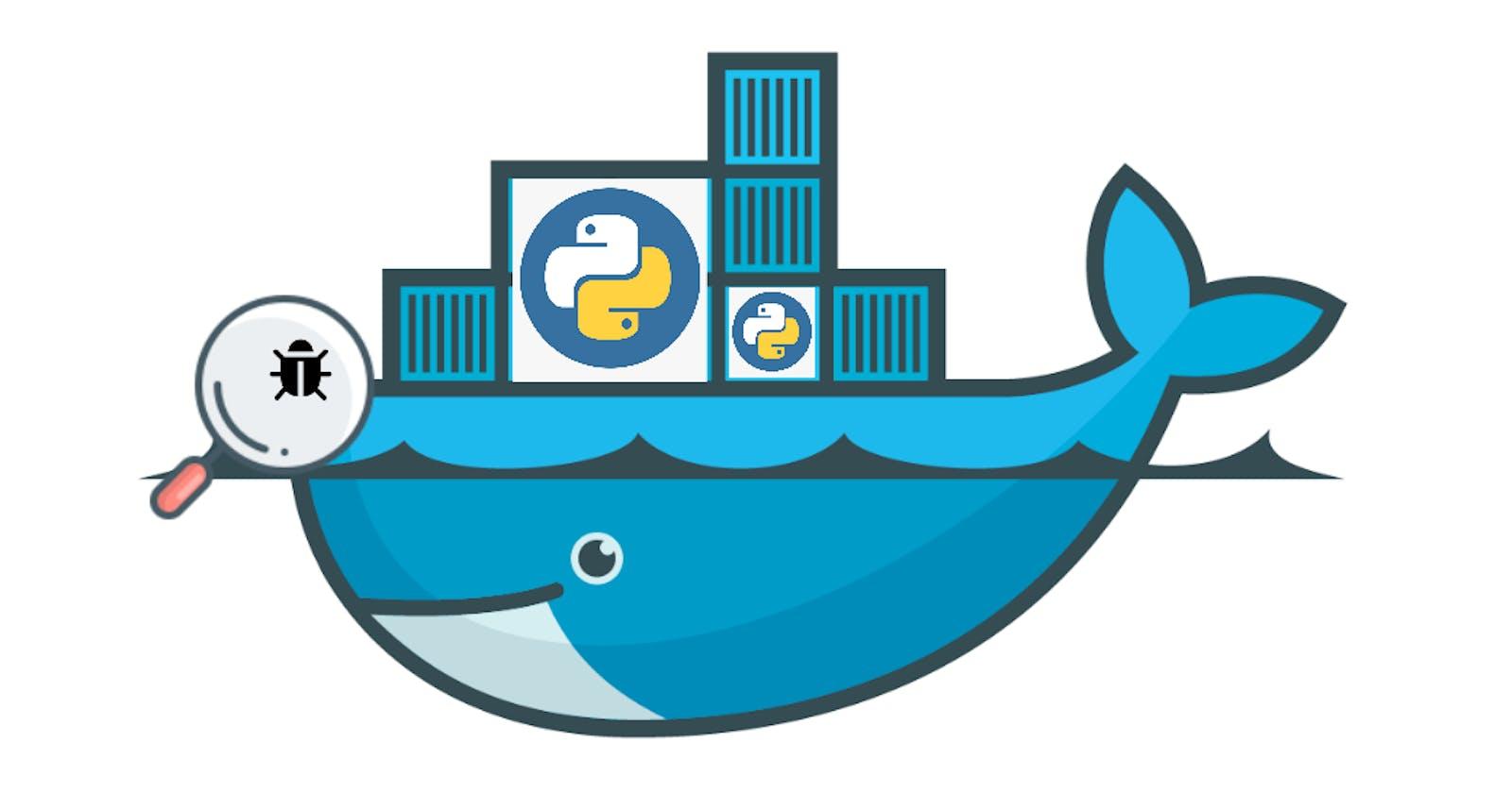 Debugging: Using PDB in Dockerized Environment