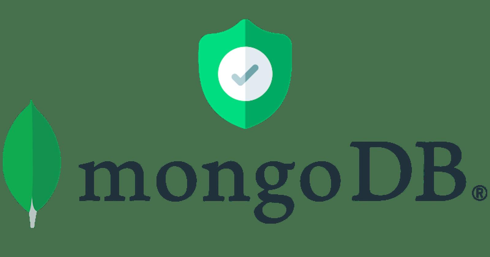MongoDB - Security & Lockdown of your database