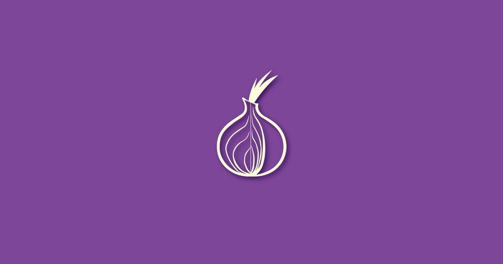 What Is Tor and Should We Use It?