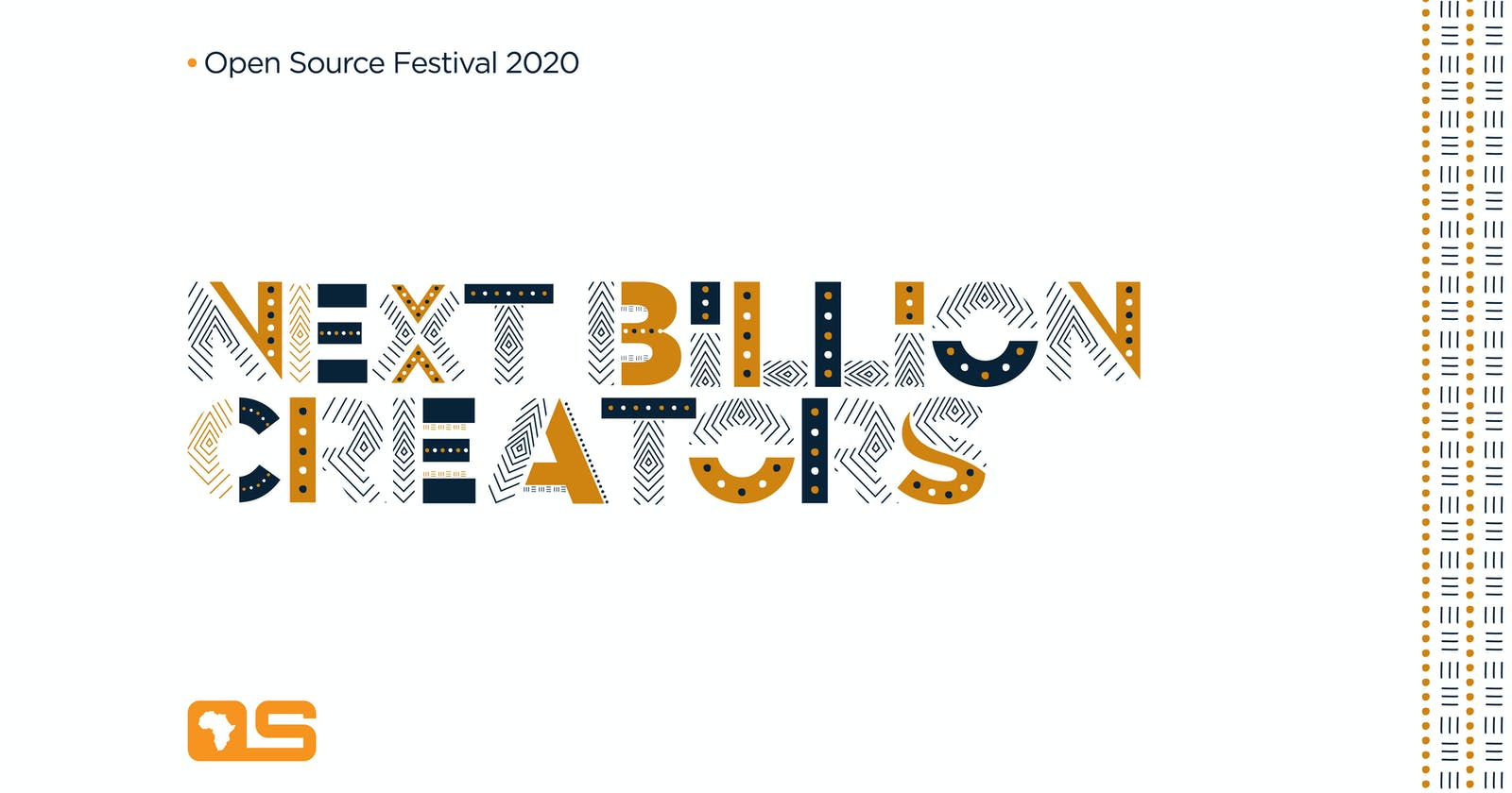 Open Source Festival 2020 is Upon Us 🎉
