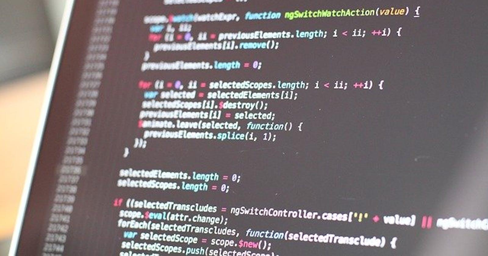 Why Web Development? (First Blog Post!)