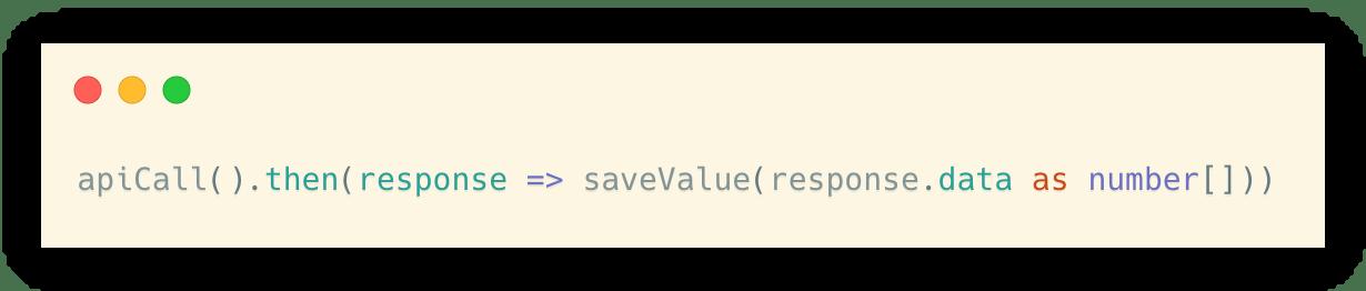 Type assertion example