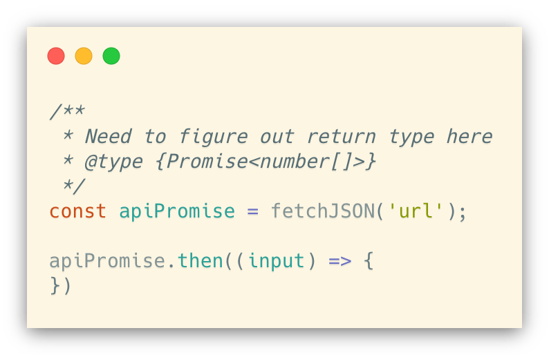 But troublesome with js
