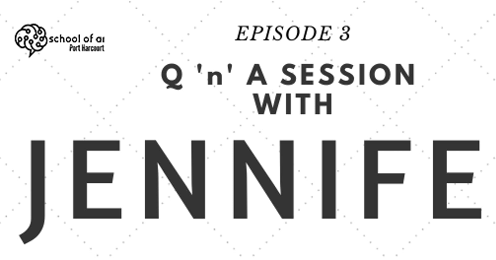 Insights In AI and Data Science (Episode 3): Q and A with Jennifer Ebe, Data Scientist at Interswitch Group