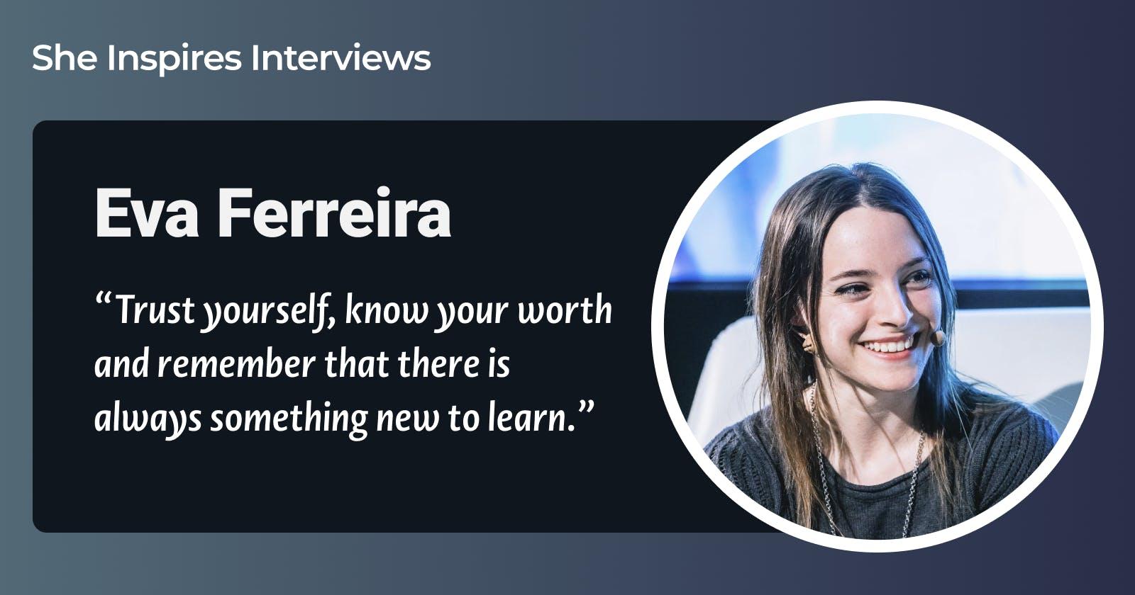 Women in Tech: Eva Ferreira