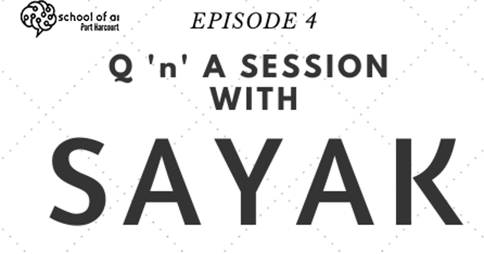 Insights In AI and Data Science (Episode 4): Q and A with Sayak Paul, Google Developer Expert (GDE) in Machine Learning