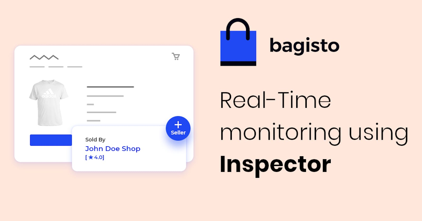 How to monitor a Bagisto e-commerce in Real-Time using Inspector