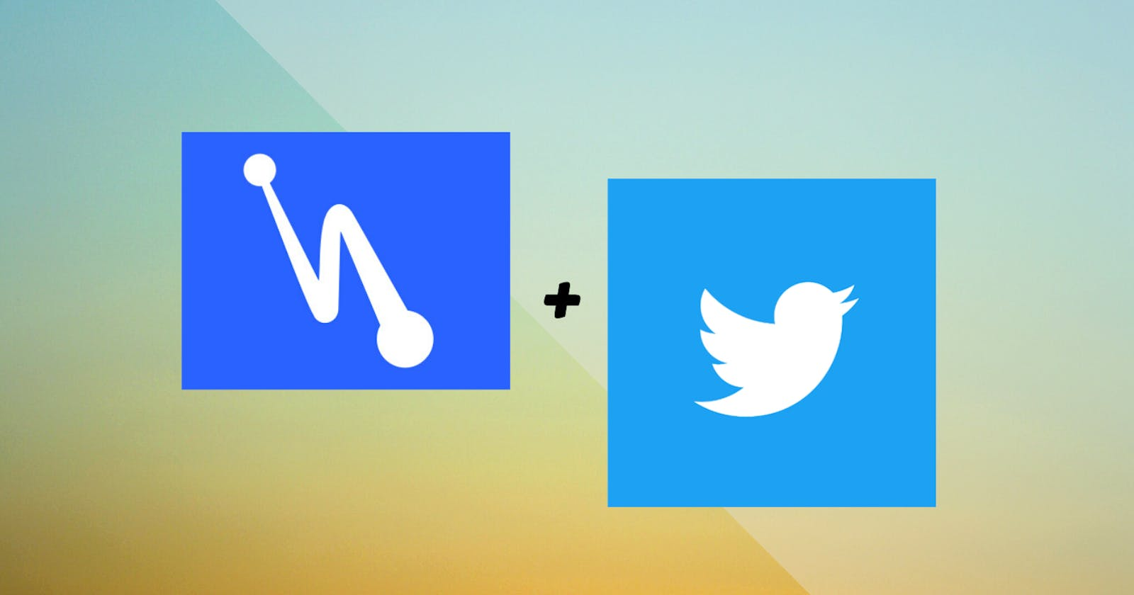 Making @Hashnode and @Twitter work well together | A 3-pronged #tip