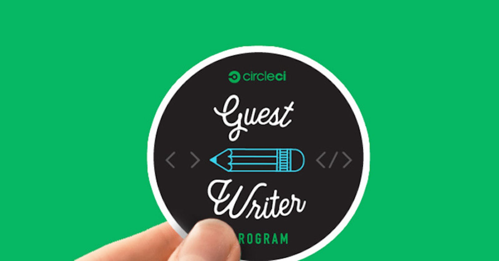 Calling all technical writers... to @CircleCI