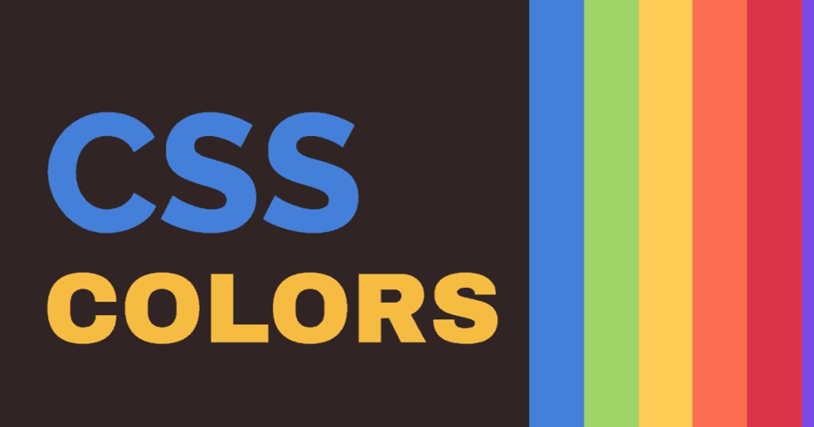 All the ways to color your text in CSS