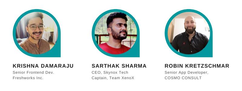 Xenox webinar speakers