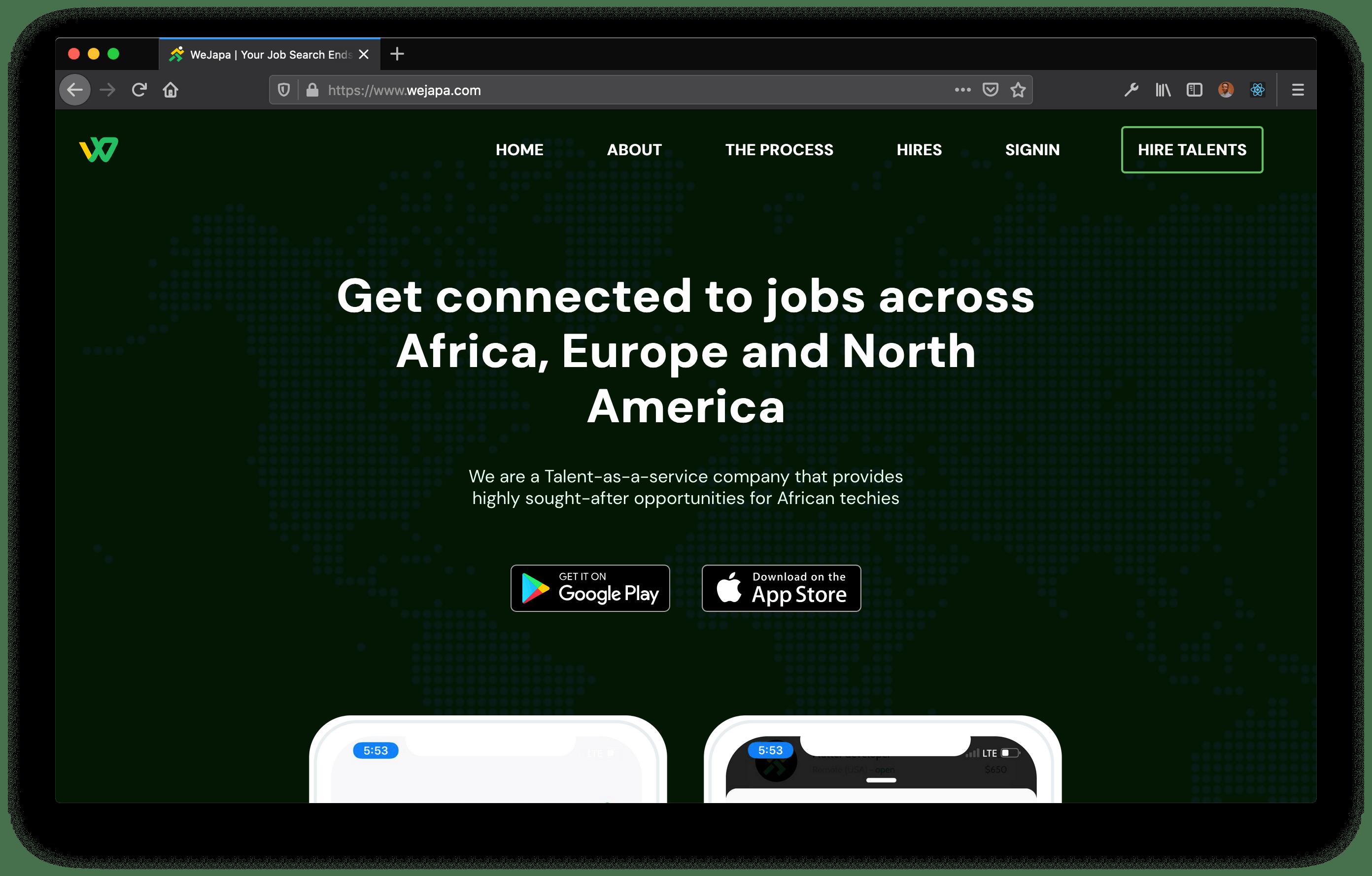 WeJapa Homepage.png