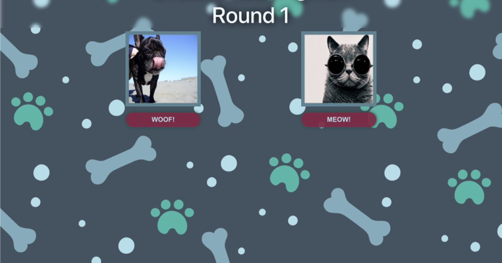 Woof Vs. Meow: Data Fetching and React Component Lifecycle