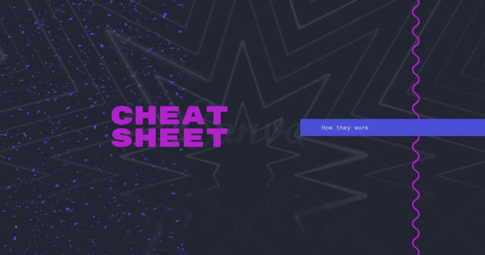 Pm2 Cheat Sheet