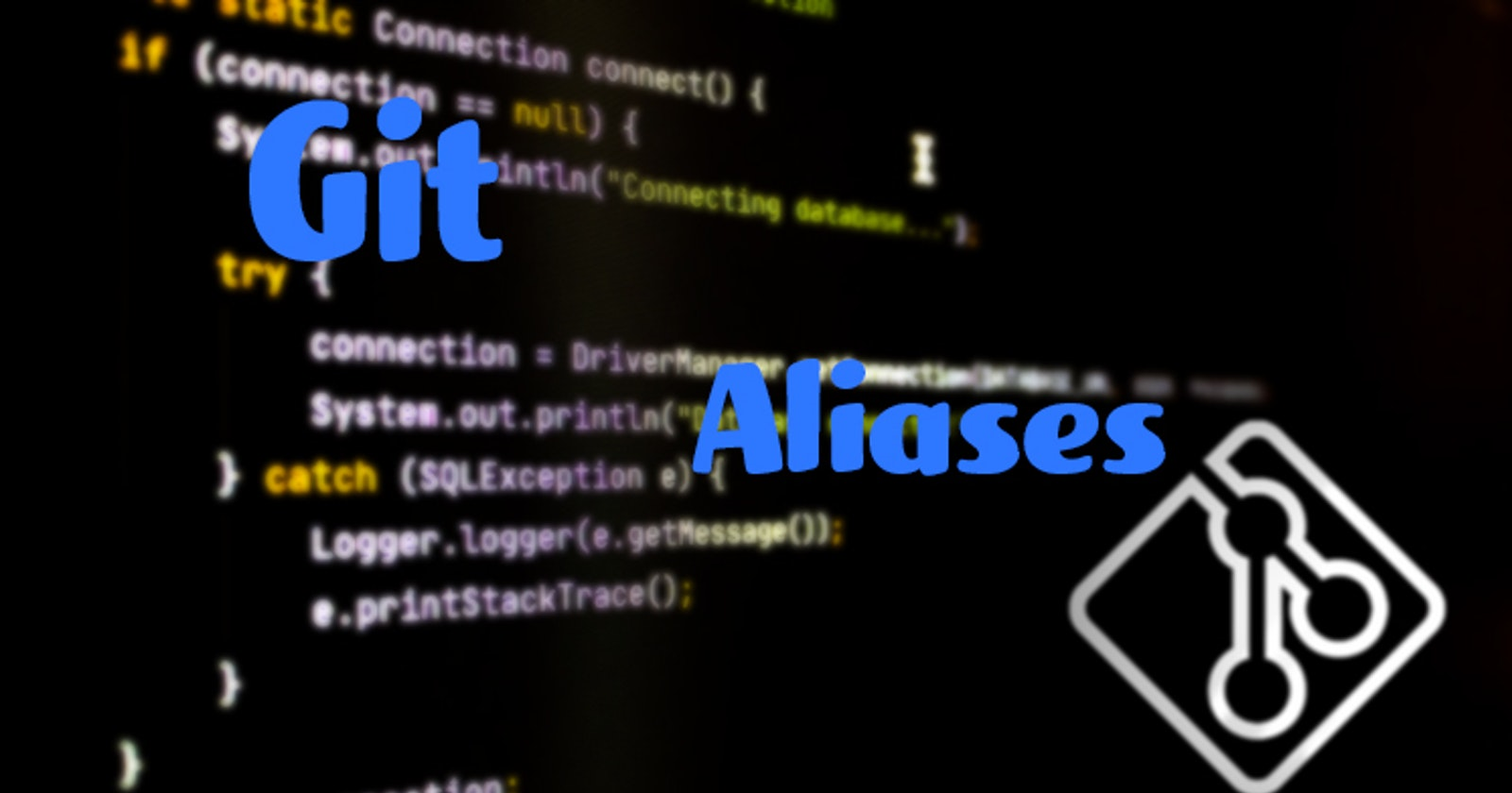 Why you should use git aliases (and how)