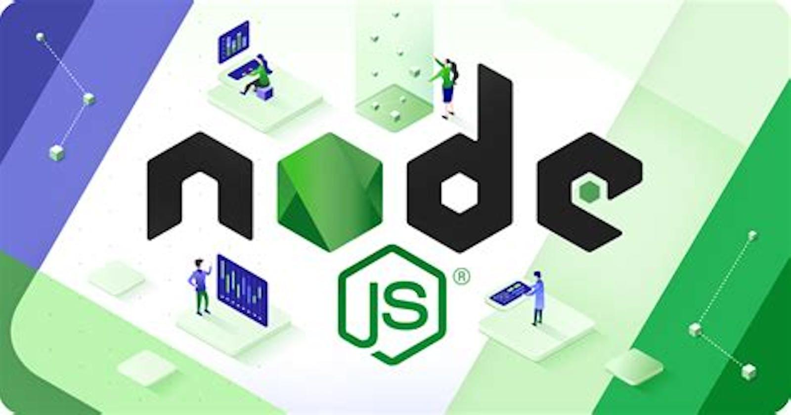 Introduction to node.js