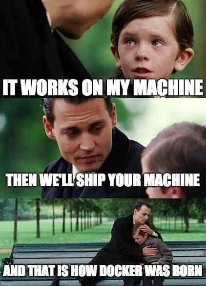 How Docker was born