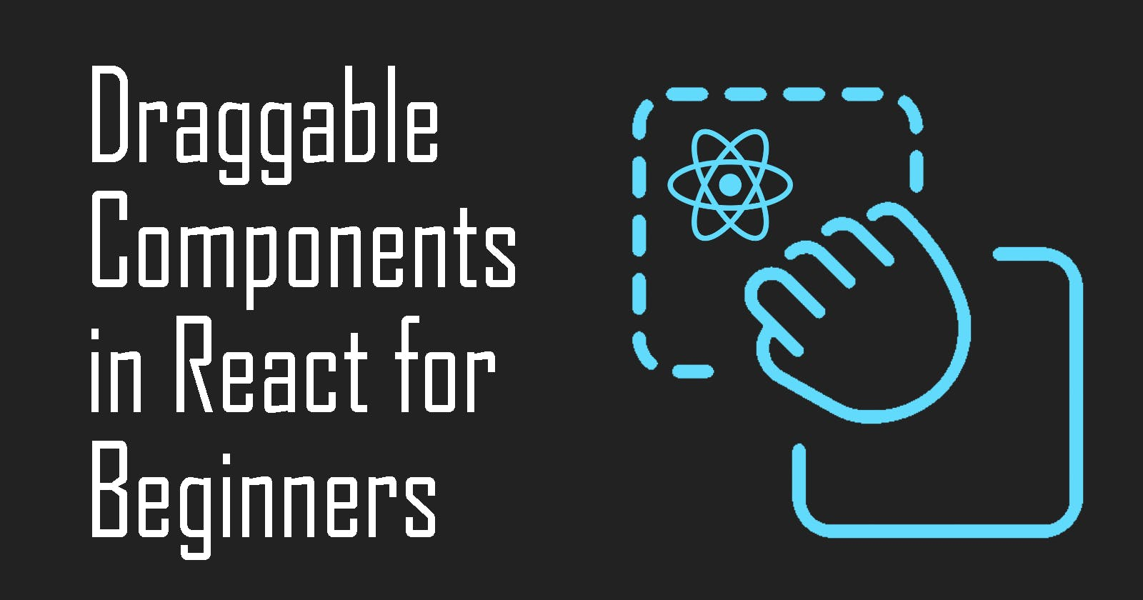 Making Draggable Components in React